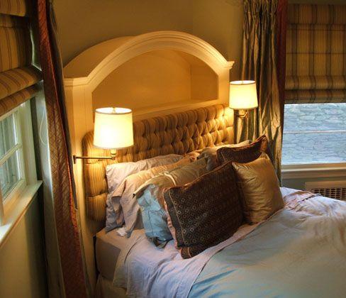 Best 25 corner headboard ideas on pinterest corner bed for Corner bed headboard ideas