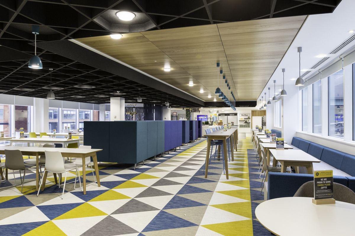 Bank Of New York Mellon Offices Manchester Office Snapshots Office Interior Design Office Break Room Office Design