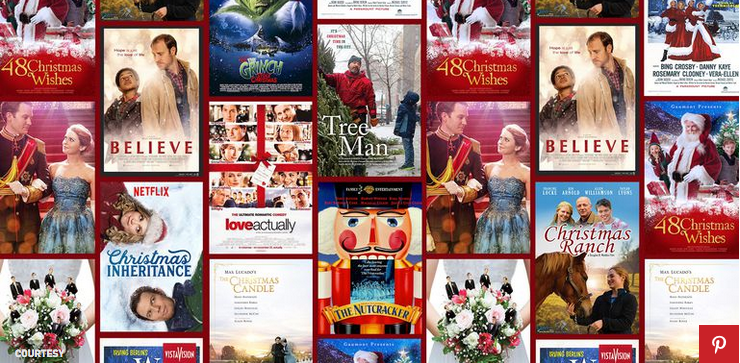 Seven On Sunday The Enchanted Home Best Christmas Movies Netflix Christmas Movies Christmas Movies