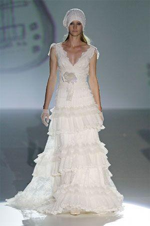 Vestido de novia informal de Dior. | VESTIDOS DE NOVIA | Pinterest ...