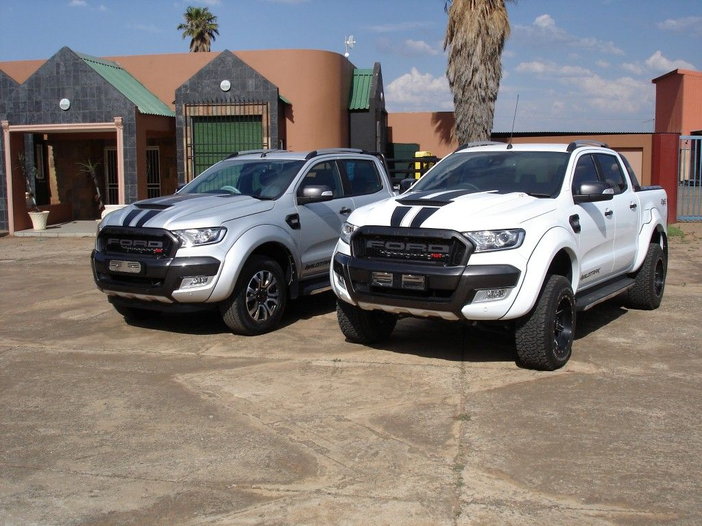 Ford Ranger Raptor Shelby Look Ford Ranger Ford Shelby Ford