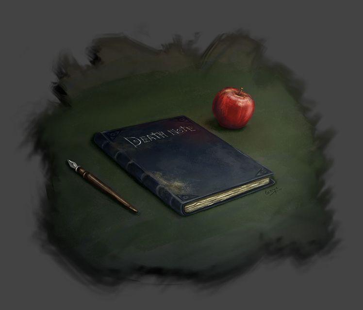 Death Note by lanirosa.deviantart.com on @DeviantArt