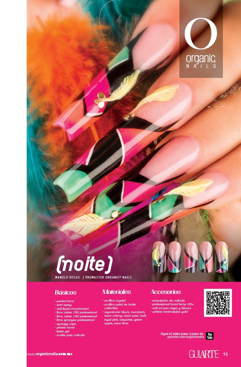 Manolo Rosas/ ProMaster Organic® Nails