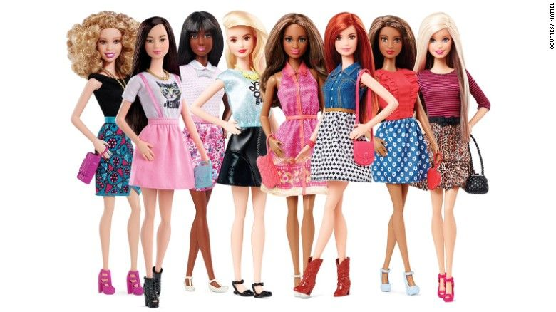 Barbie Introduces 23 New Dolls With Diverse Skin Tones And New Features - http://urbangyal.com/barbie-introduces-23-new-dolls-with-diverse-skin-tones-and-new-features/