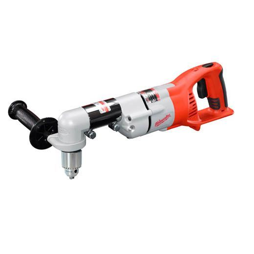 0721 20 Milwaukee M28 1 2 Right Angle Drill Tool Only Essential Woodworking Tools Woodworking Tool Cabinet Tools