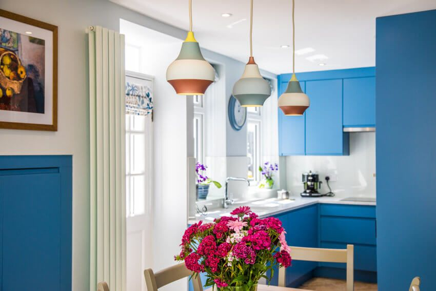 Best Sheffield Sustainable Kitchens Cook S Blue Farrow And Ball 400 x 300