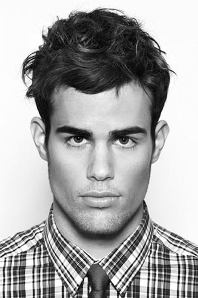Clean Styled 1960 S Inspired Hairstyle Mens Hairstyles Short Mens Hairstyles Men Haircut Styles