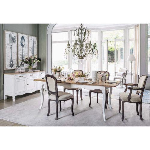 Sala da pranzo provenzale: 29 idee stile provenzale   sala ...