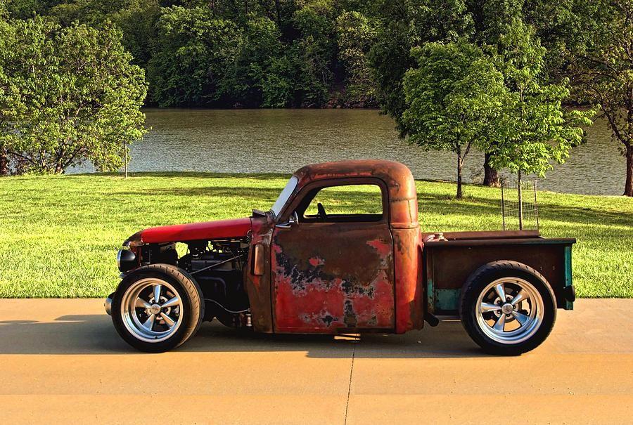 chevy rat rod trucks  1950 Chevy Truck Rat Rod For Sale  rat rod
