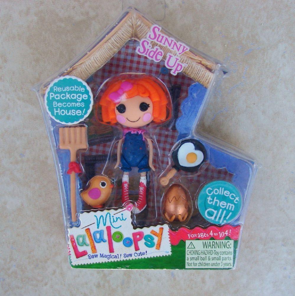 Sunny Side Up Mini Lalaloopsy Doll New 1 Series 2 Retired Mga Toy