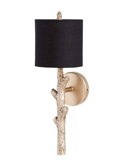 Tree Branch Wall Sconce By Mercana At