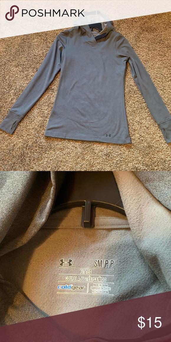 Vulgaridad Arriba Aprendiz  Fitted Under Armour Sweatshirt | Under armour sweatshirt, Long sleeve  tshirt men, Sweatshirts