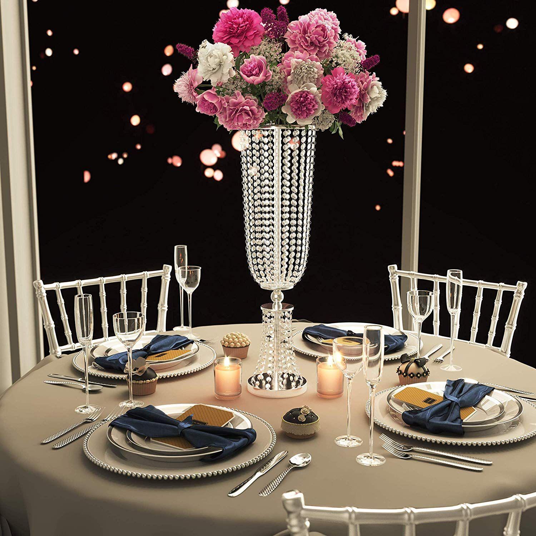 Silver Wedding Centerpieces Wedding Decorations For Receptio Silver Wedding Reception Decor Gold Wedding Centerpieces Silver Wedding Centerpieces