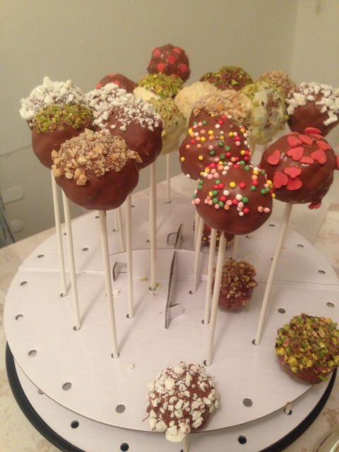 Cake pops - feb 2014