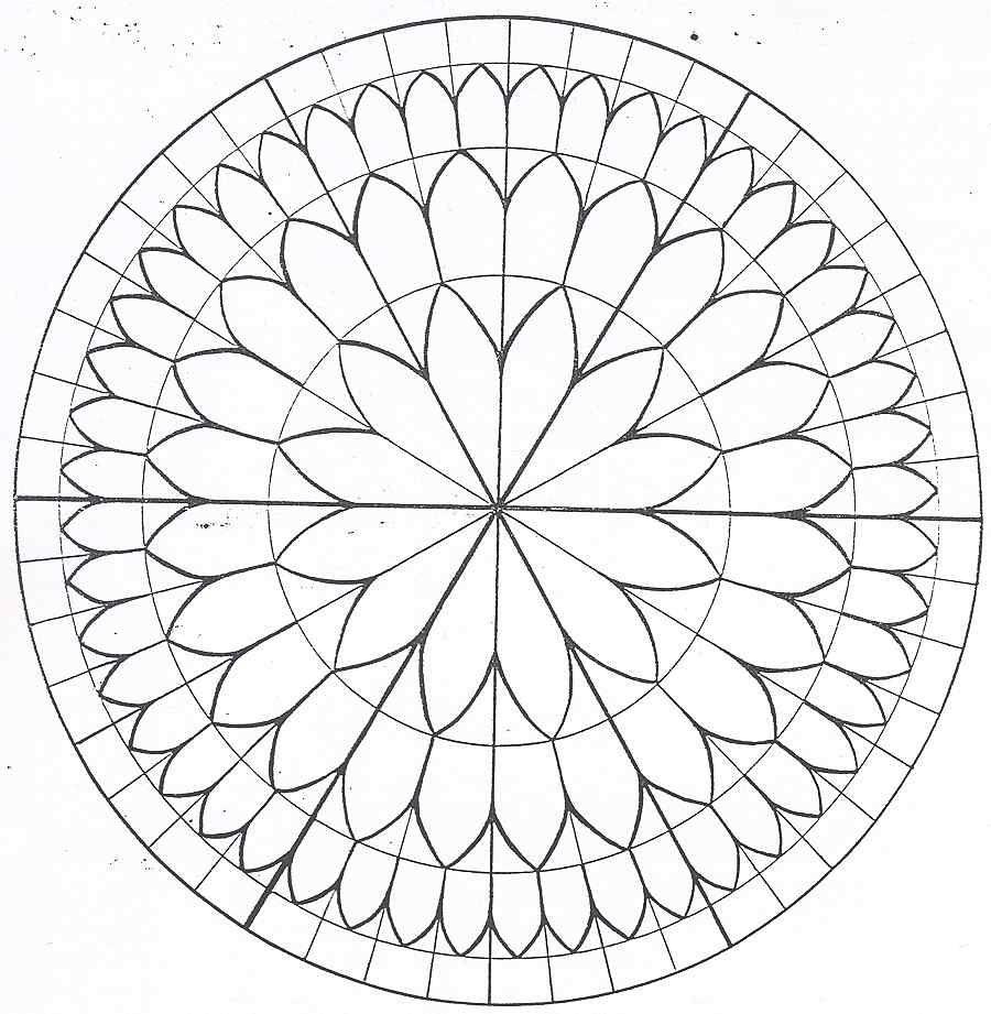 mandalas   Mandalas religiosos para colorear - Imagui   Stained ...