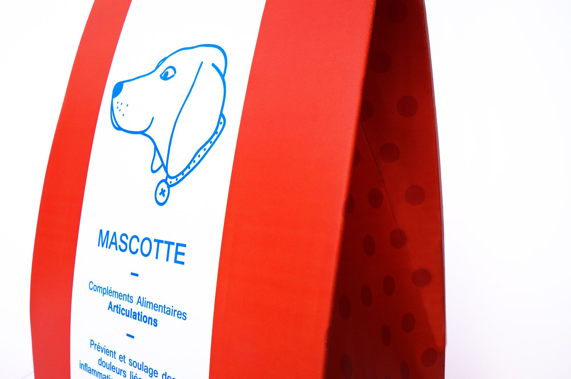 Mascotte nora renaud design packaging mascotte