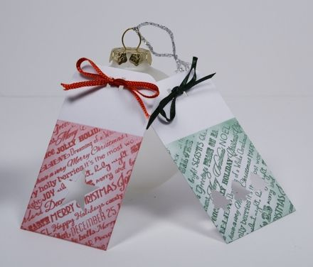 OLW 115 Gift Tags