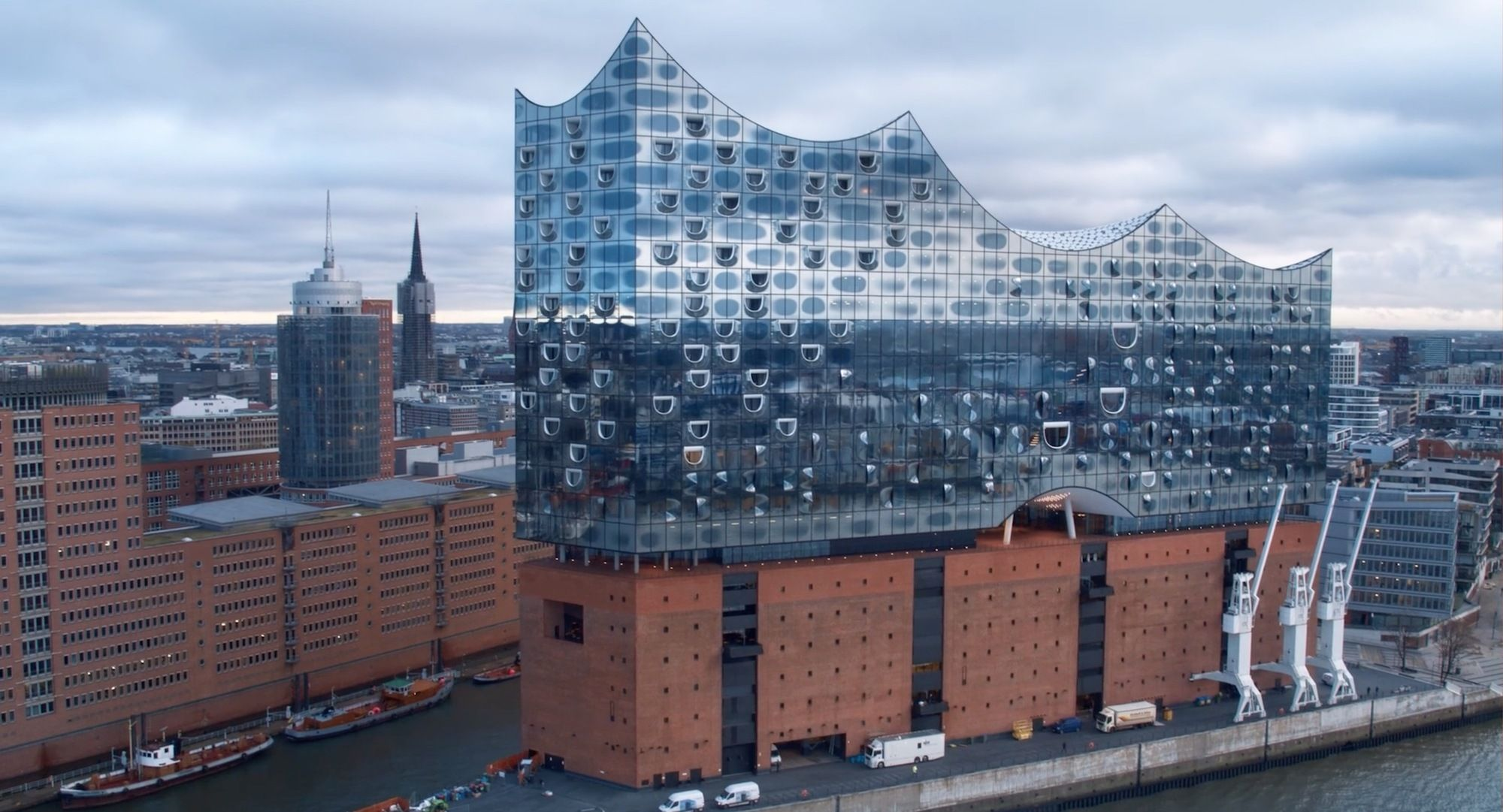 In Preparation For Their Grand Opening On January 11 X2f 12 The Elbphilharmonie Hamburg Has Released A Architecture Architecture Details Amazing Architecture