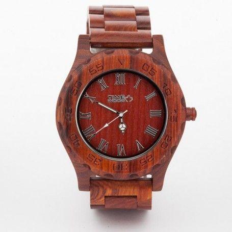 68921f2b635 Tyto dřevěné hodinky jsou velmi luxusním a elegantním doplňkem. Tento kus