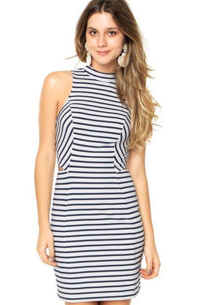 a62698c38 COLCCI | Vestidos | Inspiração | Colcci, Vestidos femininos e Listras