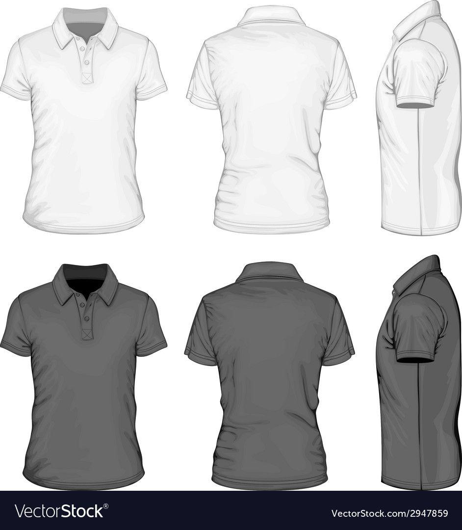 Polo T Shirt Design Template Ai - Prism Contractors ...