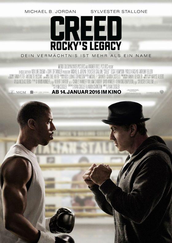 Creed La Leyenda De Rocky Comentario Creed Película Peliculas Online Películas Completas