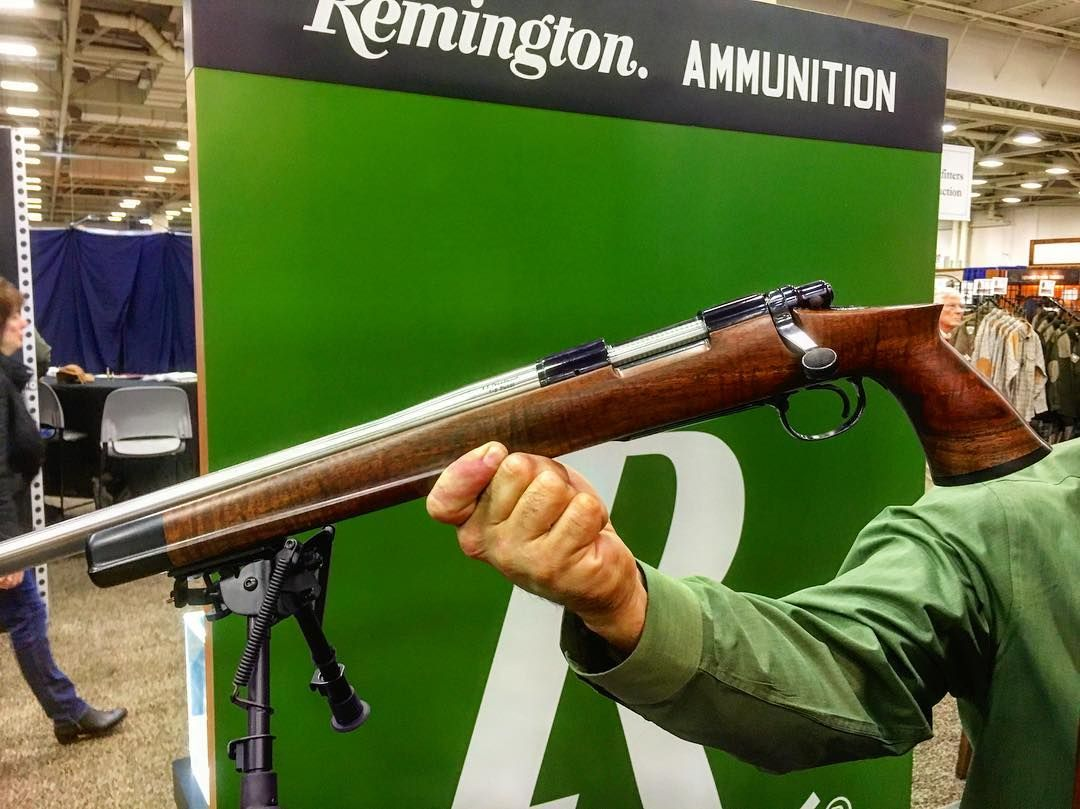 What the? Remington 40XP in 6 5 Creedmoor  It's a pistol available