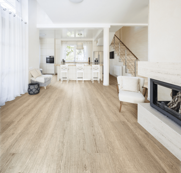 Achieve the timber look for less with luxury vinyl