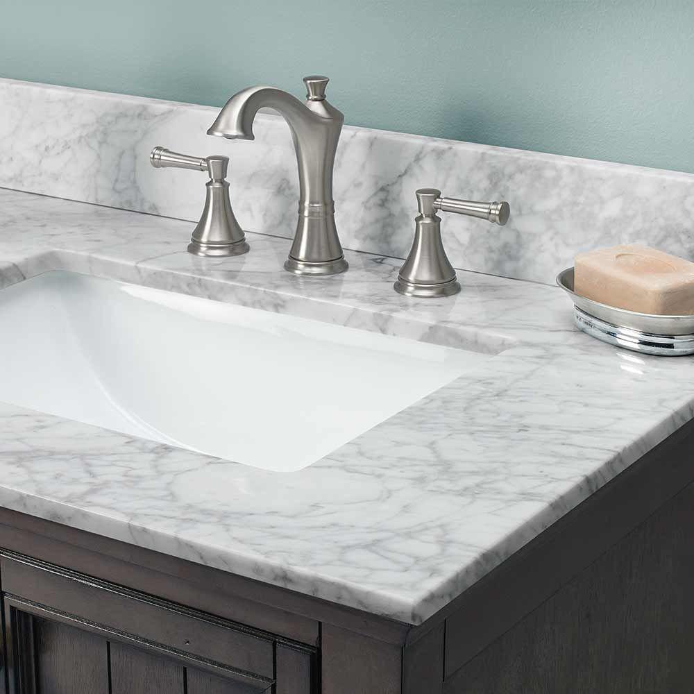 Carrara White Marble Vanity Top Marble Vanity Tops Vanity Top Vanity