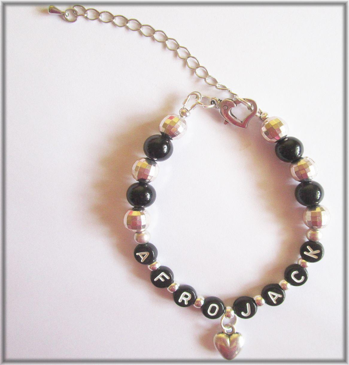 Afrojack Bracelet #Handmade #Afrojack