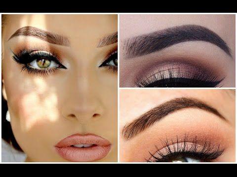 Cejas Perfectas Para Cada Tipo De Rostro Doralys Britto Simple Eye Makeup Eye Makeup Perfect Eyebrows