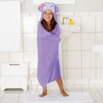 New Jumping Beans Monkey Bath Wrap