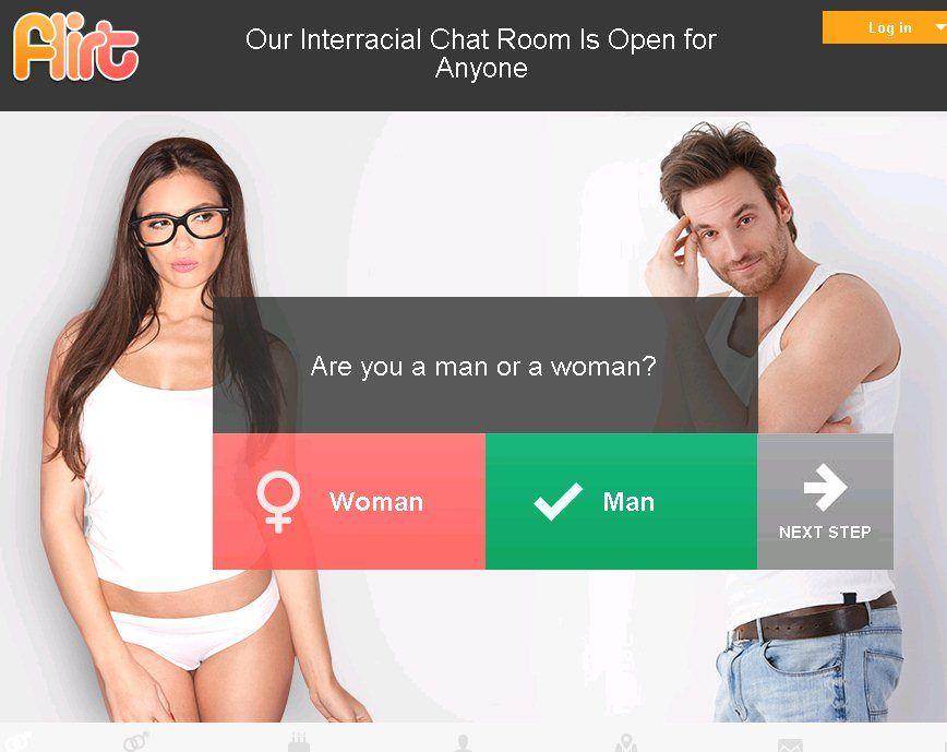 interracial chat room