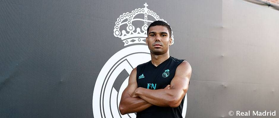 """Casemiro: """"We want to win as many titles as possible"""""""