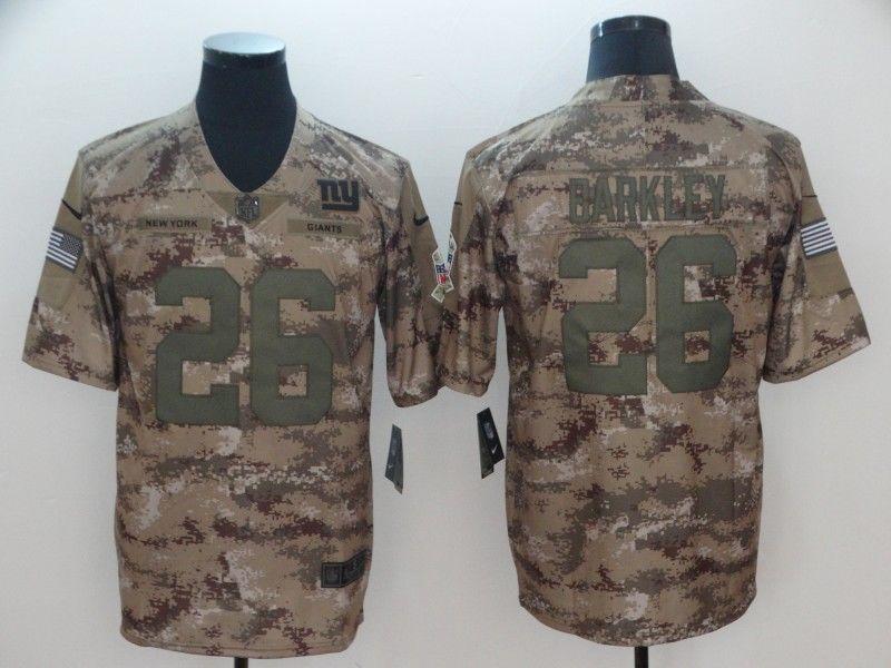 watch 60261 d8cd6 New York Giants Saquon Barkley special jersey L sz #fashion ...