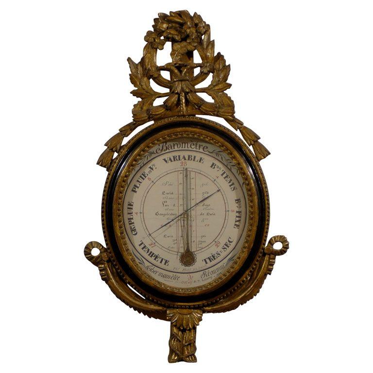 ~ beguiling barometers