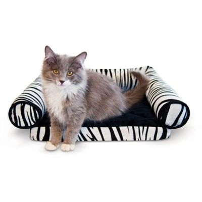 K H Pet Ortho Thermo Bed Rectangle Pet Bed 44 X 33 Heated Dog Bed Heated Pet Beds Pets
