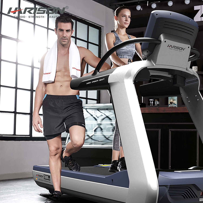 Harison T3600 Track Treadmill The Commercial Treadmill Biking
