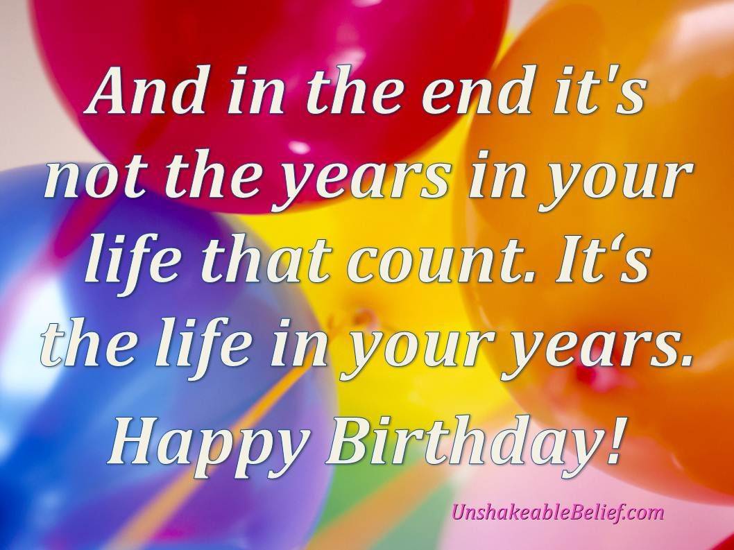 Amazing 44 Birthday Quotes to be send to your Friends – Quotes About Greetings for Birthday
