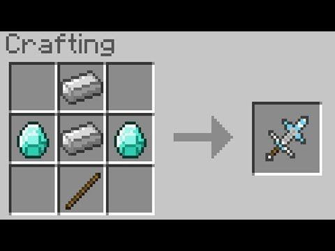 Minecraft: CRAFTING IDEAS! (Crafting, Ideas, & More!) - YouTube Not ...