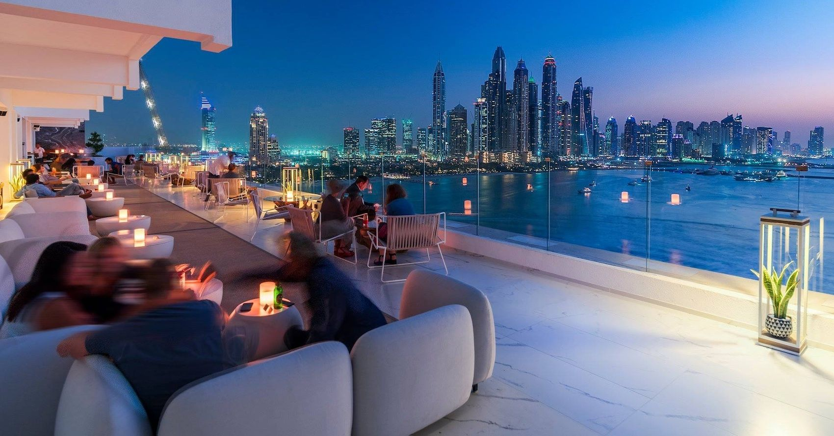 7 Outdoor Terraces In Dubai We Re Loving Right Now With Images