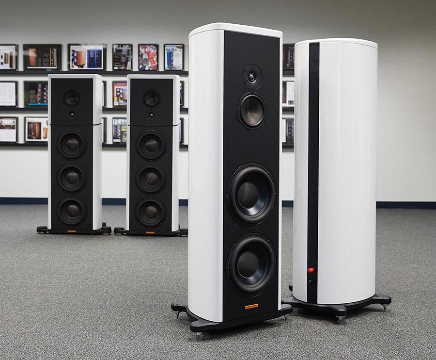 Mono and Stereo High-End Audio Magazine: Magico S5 MkII speakers