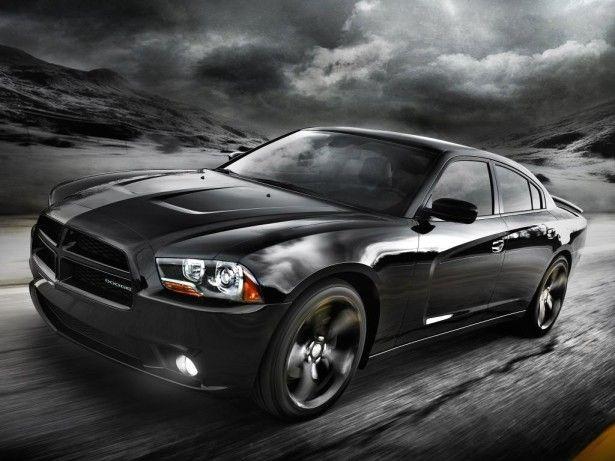 Dodge 2017 Avenger Black Color Concept Pictures Srt Replacement
