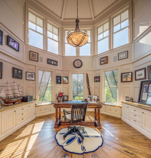 Dome Home Interior Design: Residence In DeBordieu Colony, Georgetown, SC. Catalyst