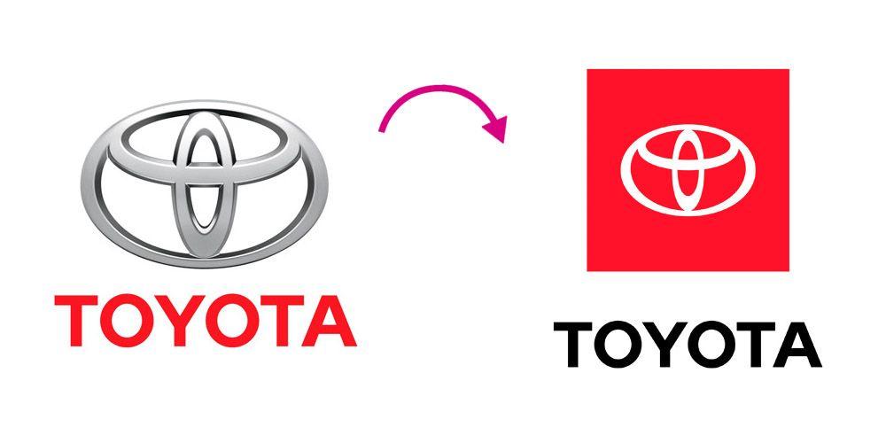 Toyota Estrena Imagen Con Nuevo Logo Y Nuevo Eslogan