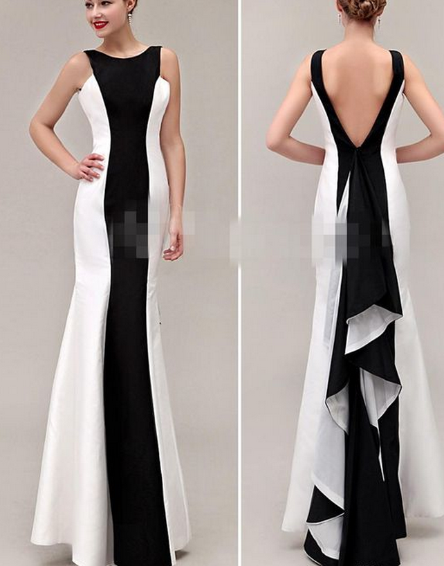 Inexpensive Evening Dresses Black