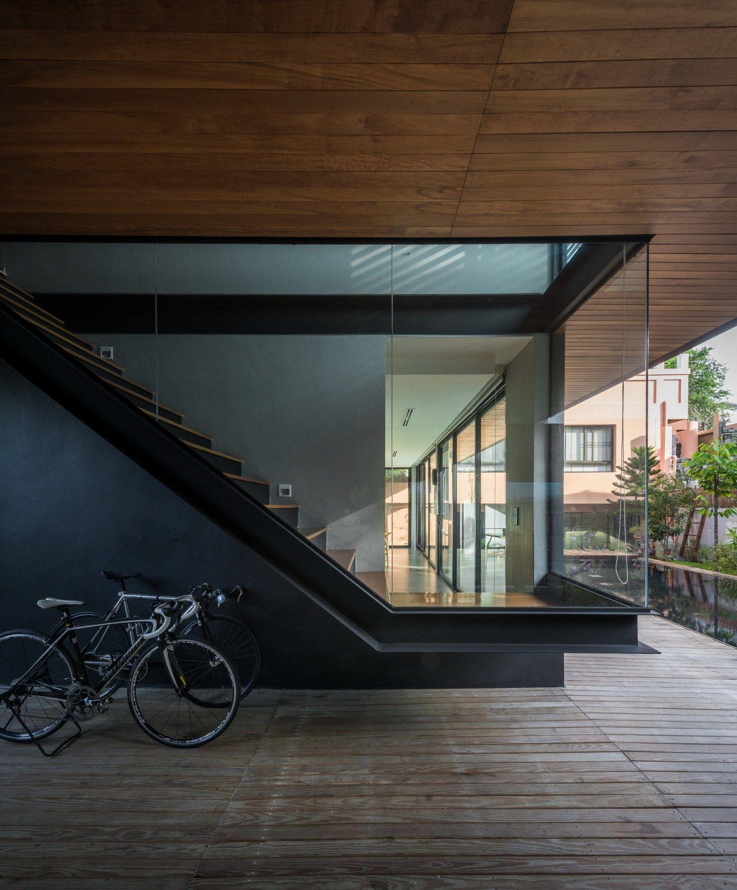 Perfect Combination U38 House โลกส่วนตัว ในสถาปัตยกรรม