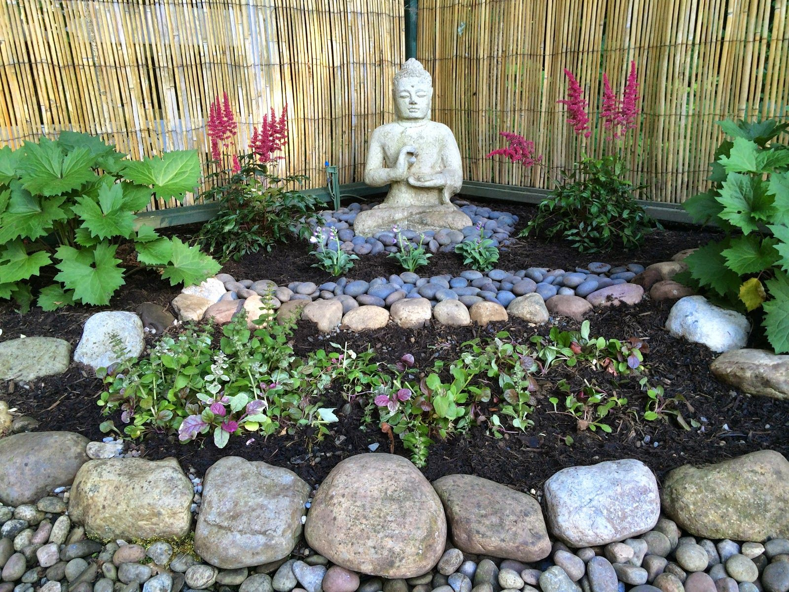 Diy Zen Garden Buddha Garden 400 x 300