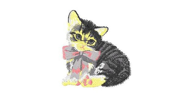 4x4 Cat Embroidery Design 049 Download Free Machine Embroidery
