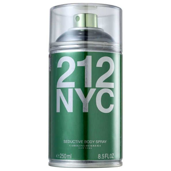 1e73243a86 Carolina Herrera 212 NYC Seductive - Body Spray Feminino 250ml